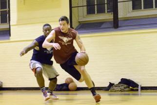 NYC Basketball Player