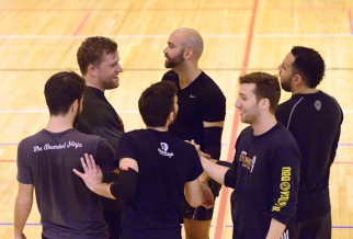 NYC Men's Volleyball Players
