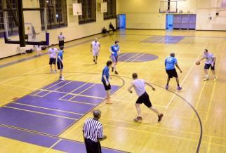 Julia Richman Basketball Game