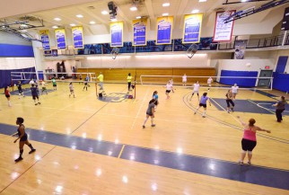 Another Great Nyurban Volleyball Gyms