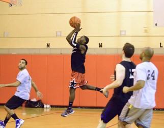 Flying rebound