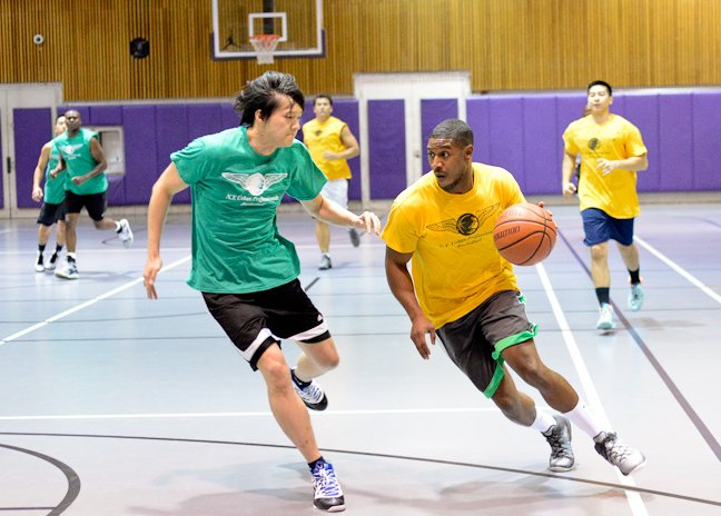 Open Play Basketball Manhattan Indoor Courts Best Price