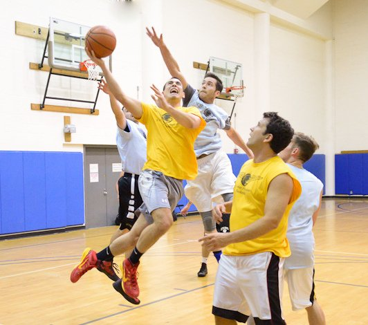 NY Urban Professionals Basketball League / Open Play