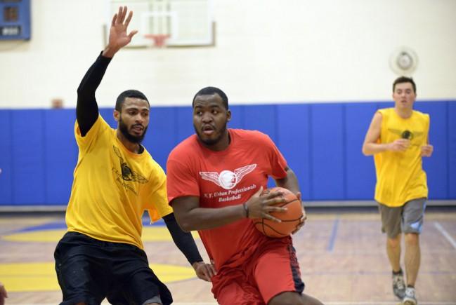 Basketball 3-d
