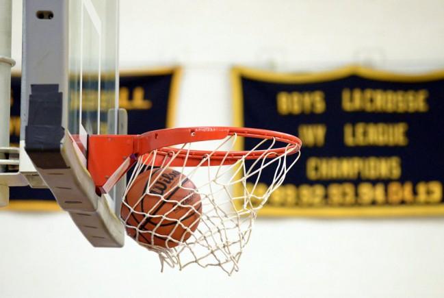 ball enters hoop